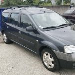 Dacia Logan MCV Lauréate - coté droit
