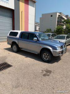 Mitsubishi L200 double cabine GLS en vente chez SOCAR Lyon
