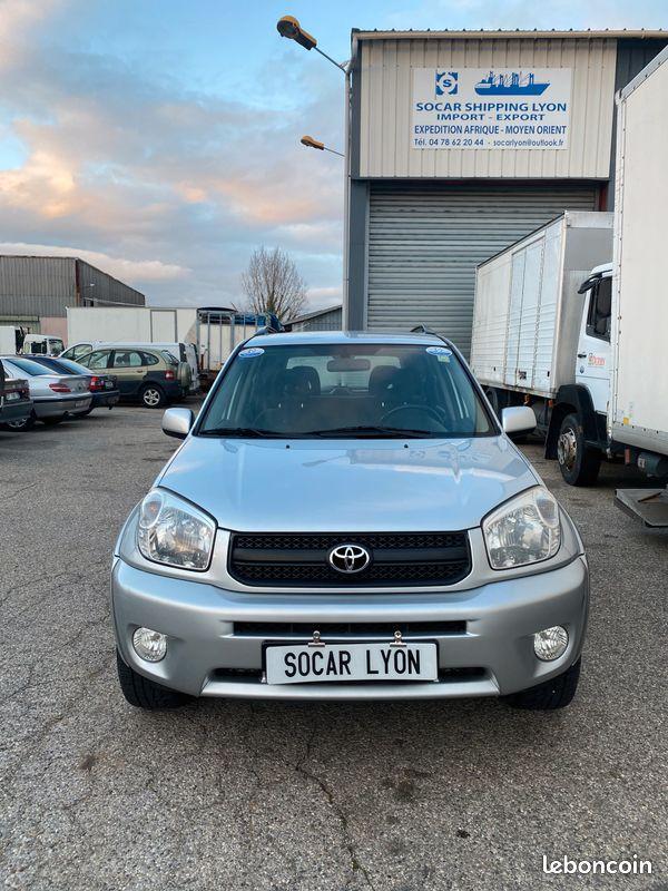 Toyota Rav4 Vvti BVA de 2004 à vendre par SOCAR Lyon